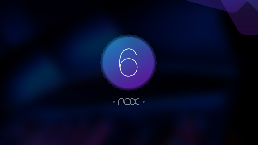 NoxPlayer6のアップデート方法(アップデートが出来ない場合の対処法)