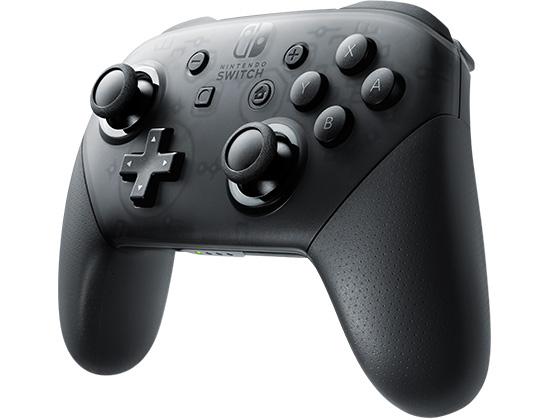PCとSwitchのProコントローラーを接続して使用する方法